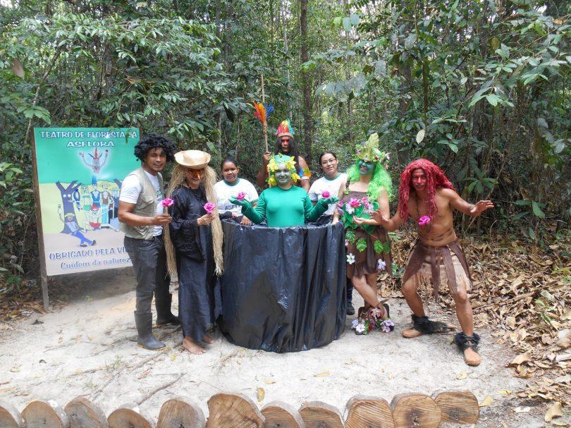 Teatro de Floresta
