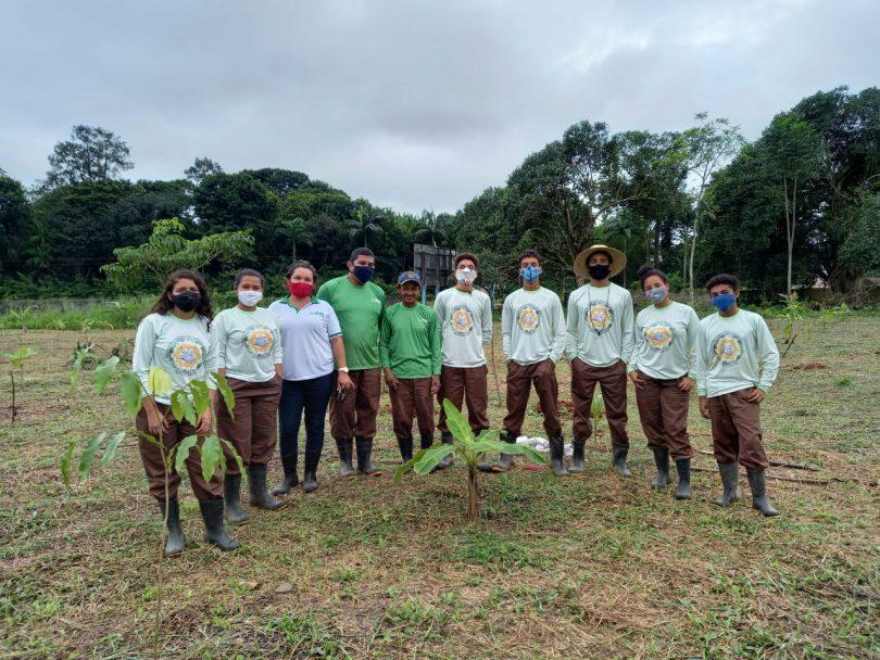 Formação de Agentes Ambientais